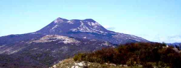 The Great Mt. Učka